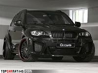2011 BMW X5 M G-Power Typhoon = 300 kph, 725 bhp, 4.2 sec.