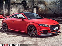 2017 Audi TT RS Coupe ABT RS-R = 315 kph, 500 bhp, 3.4 sec.