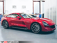 TVR Griffith  RWD 2018