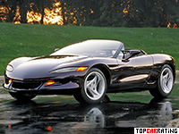 Chevrolet Corvette Stingray III Concept  RWD 1992