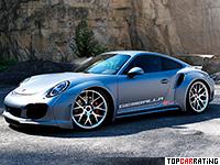 2018 Gemballa GT Concept = 360 kph, 828 bhp, 2.4 sec.