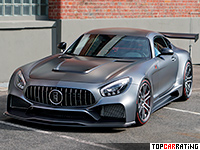 2018 Mercedes-AMG GT S IMSA RXR One Super GT = 350 kph, 860 bhp, 3.3 sec.
