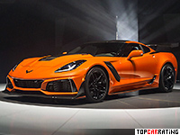 Chevrolet Corvette ZR1 (C7)  RWD 2019