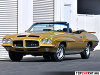 Pontiac GTO Judge Convertible  RWD 1971
