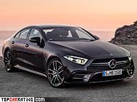 2019 Mercedes-AMG CLS 53 4Matic+ = 270 kph, 435 bhp, 4.5 sec.