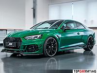 2018 Audi ABT RS5-R Coupe = 300 kph, 530 bhp, 3.6 sec.
