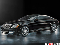 Maybach 57S Xenatec Coupe 5.5 litre V12 RWD 2010
