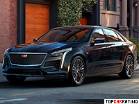 Cadillac CT6-V  AWD 2019