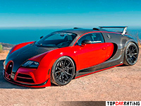 Bugatti Veyron Mansory Vivere RWD Conversion by Royalty Exotic Cars  RWD 2018