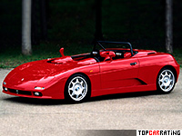 De Tomaso Guara Barchetta  RWD 1994