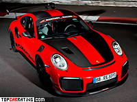 2018 Porsche 911 GT2 RS MR (991.2) = 340 kph, 700 bhp, 2.7 sec.