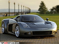 Chrysler ME Four-Twelve Concept 6 liter V12 RWD 2004