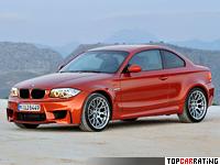 2011 BMW 1 Series M Coupe = 250 kph, 340 bhp, 4.9 sec.