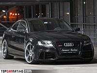 2010 Audi RS5 Senner Tuning = 280 kph, 506 bhp, 4.2 sec.