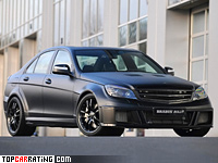 Brabus Bullit Black Arrow 6.2 liter V12 RWD 2008