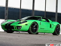 Ford GT GeigerCars HP790 5.4 liter V8 RWD 2010