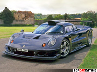 Lotus Elise GT1 3.5 litre V8 Twin Turbo RWD 1997