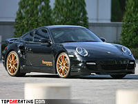 Porsche 911 Turbo Roock RST 600 LM 3.6 litre Inline 6 AWD 2009