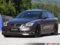 BMW M5 G-Power Hurricane RR 5 litre V10 RWD 2010