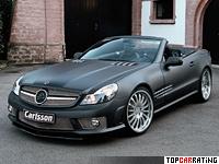 2009 Carlsson CK63 RS Mercedes-Benz SL 63 AMG = 325 kph, 600 bhp, 4.1 sec.