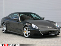 2010 Ferrari 612 Scaglietti Novitec Rosso = 325 kph, 565 bhp, 3.9 sec.