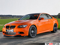 2011 BMW M3 GTS G-Power = 323 kph, 635 bhp, 4.2 sec.