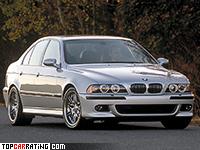 1998 BMW M5 (E39) = 250 kph, 400 bhp, 5.3 sec.
