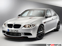 2012 BMW M3 CRT = 290 kph, 450 bhp, 4.4 sec.