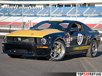 2007 Ford Mustang Shelby Terlingua = 265 kph, 375 bhp, 5.1 sec.