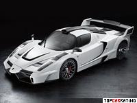 2010 Ferrari Enzo Gemballa MIG-U1 = 350 kph, 700 bhp, 3.5 sec.