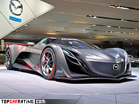 Mazda. The fastest cars in the world. The highest sd of supercars.
