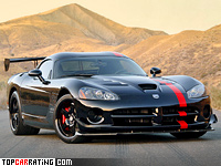 Dodge. The fastest cars in the world. The highest sd of supercars.