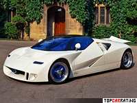 Ford GT90 Concept 6 litre V12 RWD 1995 : the best ford car - markmcfarlin.com