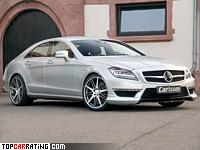2011 Carlsson CK63 RS Mercedes-Benz CLS 63 AMG = 320 kph, 649 bhp, 4.1 sec.