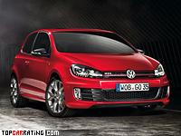 2011 Volkswagen Golf GTI Edition 35 = 247 kph, 235 bhp, 6.6 sec.
