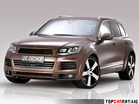 2011 Volkswagen Touareg V8 TDI R-Line JE DESIGN Widebody = 269 kph, 410 bhp, 5.4 sec.