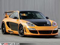 2010 Porsche 911 Turbo Gemballa Avalanche GTR 750 EVO-R = 334 kph, 750 bhp, 3.2 sec.