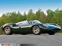 Merveilleux Jaguar XJ13 5 Litre V12 RWD 1966