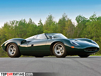 1966 Jaguar XJ13 = 274 kph, 509 bhp, 3.4 sec.