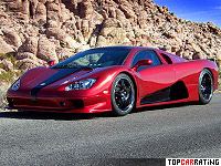 SSC Ultimate Aero TT 6.3 liter V8 AWD 2006