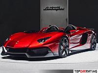 Lamborghini Aventador J 6 5 Liter V12 Awd 2017
