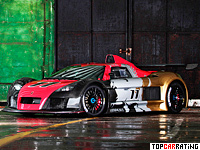 Gumpert Apollo R 4.2 liter V8 RWD 2012