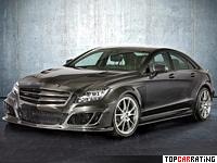 2012 Mercedes-Benz CLS 63 AMG Mansory = 300 kph, 631 bhp, 4 sec.