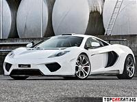 2012 McLaren MP4-12C FAB Design Terso = 343 kph, 680 bhp, 3 sec.