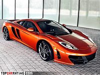 McLaren MP4-12C High Sport 3.8 litre V8 RWD 2012