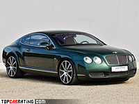 Bentley Continental GT MTM Birkin Edition 6 litre W12 AWD 2009