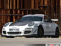 2012 Porsche 911 GT3 RS 4.0 Sportec SP 525 = 315 kph, 525 bhp, 3.8 sec.