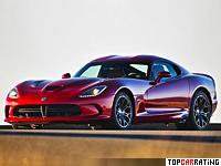2013 Dodge SRT Viper GTS = 333 kph, 649 bhp, 3.5 sec.