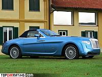 2008 Rolls-Royce Hyperion Pininfarina = 250 kph, 460 bhp, 5.6 sec.