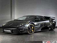 2009 Lamborghini Murcielago LP710-2 Edo Competition Christian Audigier = 360 kph, 710 bhp, 3.2 sec.